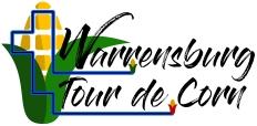 Tour de Corn Logo BW
